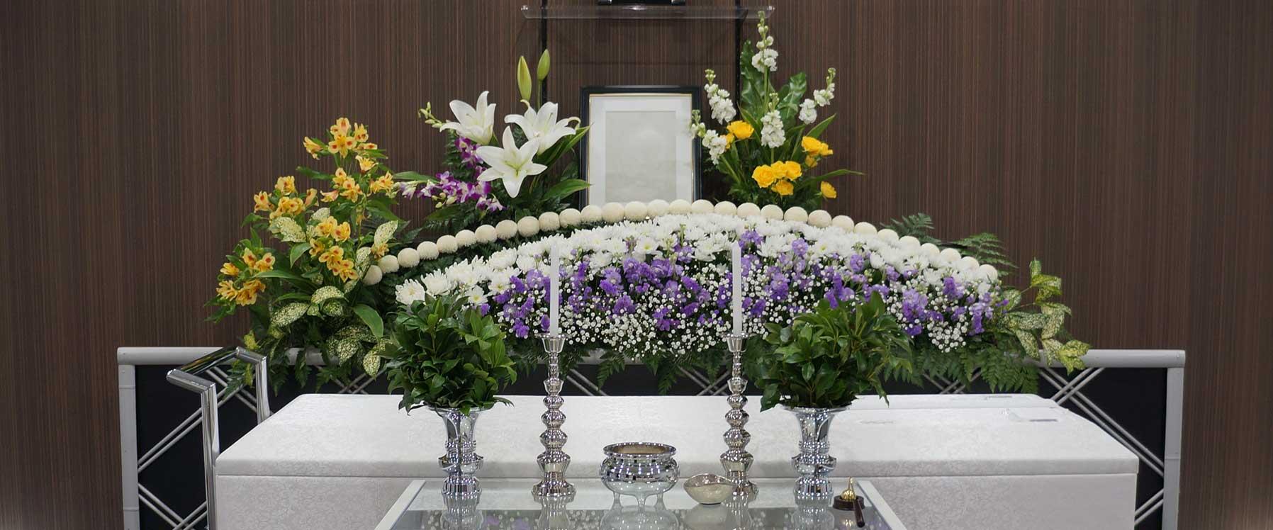 アーバン家族葬プランB ヘッダー画像
