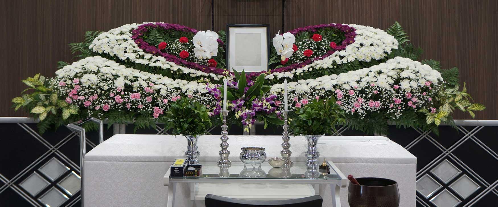 アーバン家族葬プランC ヘッダー画像