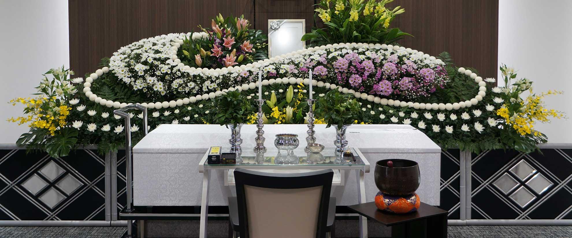 エレガンスフラワー家族葬B ヘッダー画像