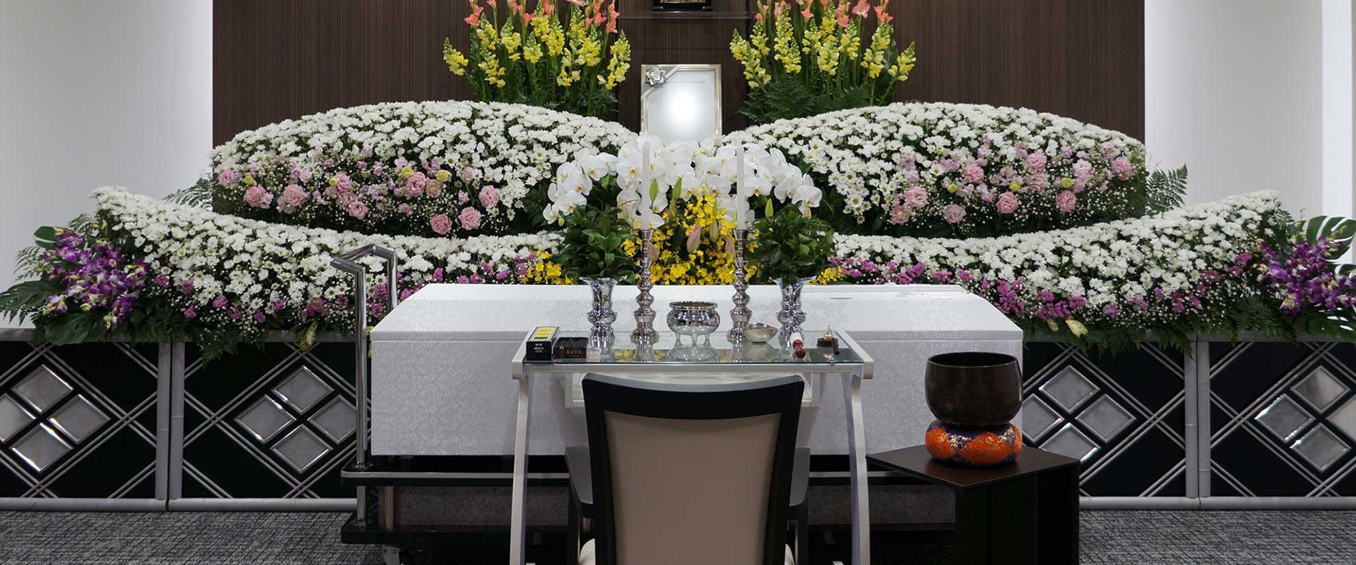 エレガンスフラワー家族葬C ヘッダー画像